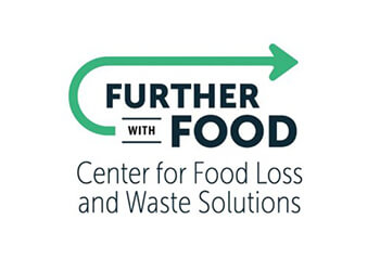Further With Food Logo